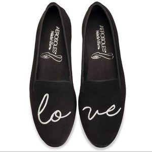Aerosoles Betunia Love Loafers Size 7.5